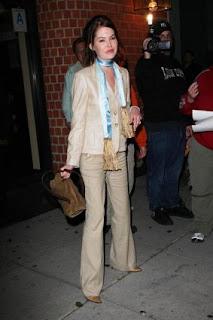 Lara Flynn Boyle After Plastic Surgery