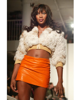 Naomi Campbell Arrest at London Heathrow Airport