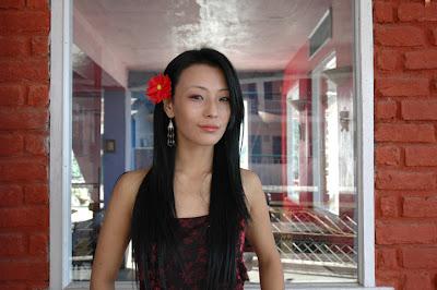 Tenzin Dolma - Miss Tibet 2007