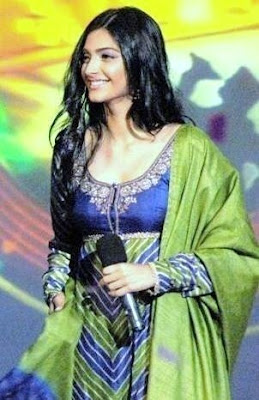 Sonam Kapoor - Saawariya Movie, film