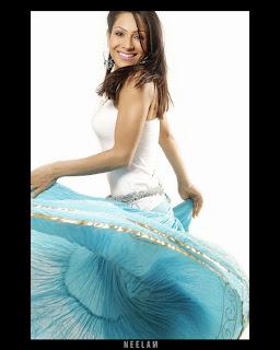 Neelam Chauhan - Mumbai Salsa Actress