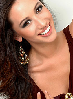 Jessica Trisko - Miss Earth 2007