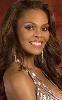 Crystle Stewart is Miss USA 2008 Winner