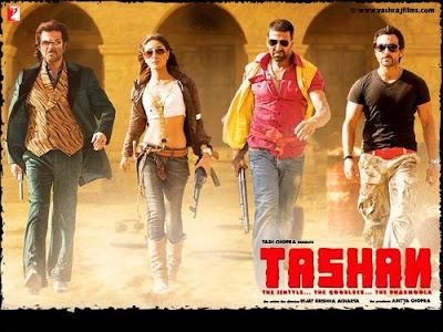 Tashan Movie Photo Gallery