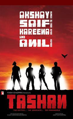 Tashan Movie Posters