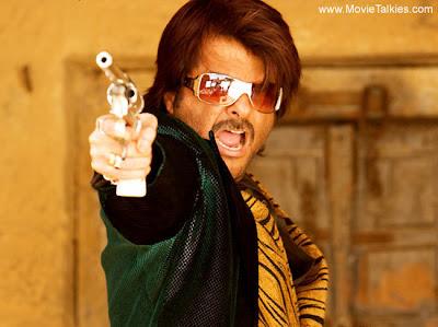 Anil Kapoor in Tashan Movie