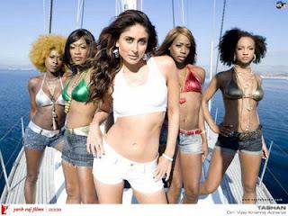 Kareena Kapoor in Tashan Movie