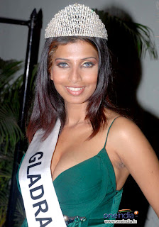Payal Tarafdar - Gladrags Mega Model 2008