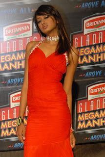 Sasha Gonsalves is Gladrags Megamodel Manhunt 2008 First Runner-up