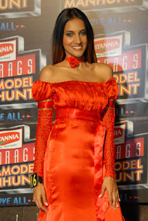 Bianca Pereira is Gladrags Megamodel Manhunt 2008 Second Runner-up