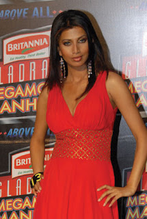 Payal Tarafdar is Gladrags Megamodel 2008 Winner
