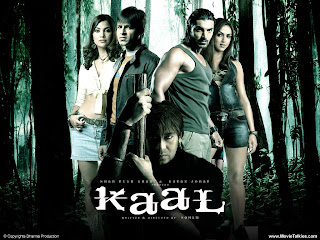 Kaal Movie (2005) Poster
