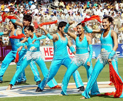 IPL Mumbai Indian Cheerleaders Pictures