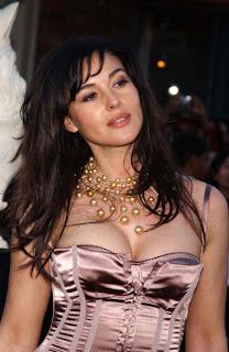 Monica Bellucci Nip Slip Photo