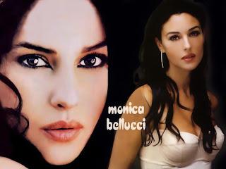 Monica Bellucci Hot Sexy Wallpaper