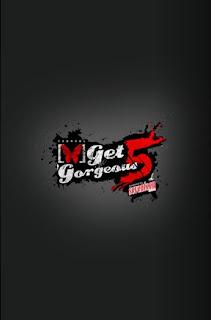V Get Gorgeous 5 Logo