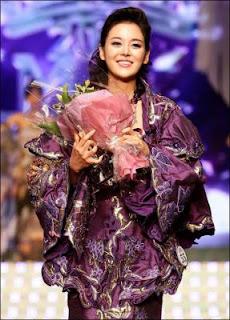 Lee Ji-Seon - Miss Korea 2007
