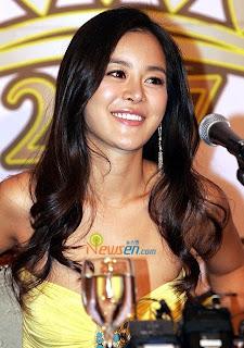 Lee Ji-Sun is Miss Universe Korea 2008