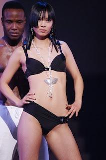 Miss Universe Japan 2008 Swimsuit Picture