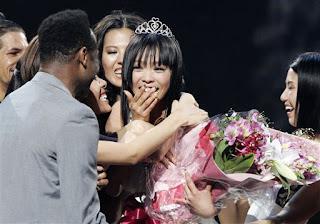 Miss Universe Japan 2008 Crowning