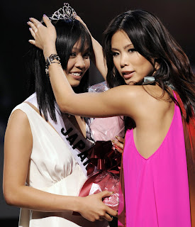 Miss Universe Japan 2008