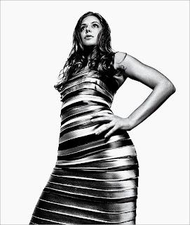 Julia Allison Wired Magazine Photo Shoot