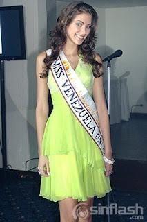 Dayana Mendoza Hot Pic