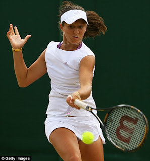 Laura Robson Tennis Picture