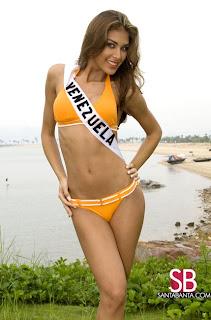 Dayana Mendoza - Miss Universe Bikini Picture