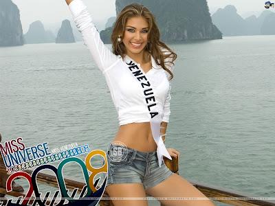 Dayana Mendoza - Miss Venezuela Wallpaper