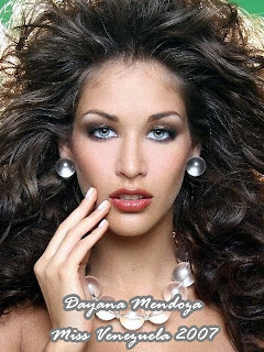Dayana Mendoza's Modeling Picture