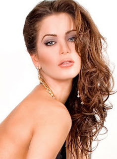 Ingrid Rivera is Miss Universe Puerto Rico 2008