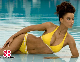 Ingrid Rivera - Miss Puerto Rico 2008 Swimsuit Picture