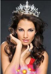 Carolina Dementiev is Miss Universe Panama 2008
