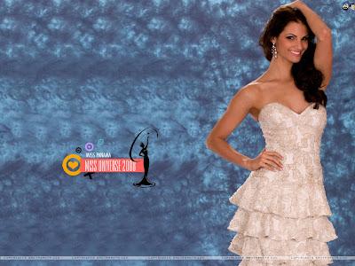 Miss Universe Panama 2008 Wallpaper