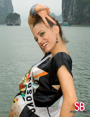 Miss Kosovo 2008 Wallpaper