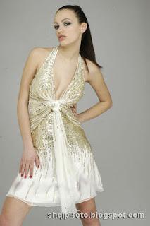 Zana Krasniqi is Miss Universe Kosovo 2008
