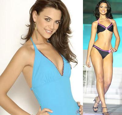 Elisa Najera Miss Mexico Universe 2008 Gallery