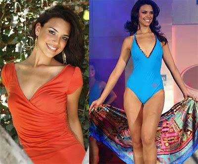 Elisa Najera Miss Universe Mexico 2008 Gallery