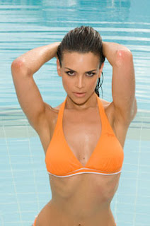 Elisa Najera - Miss Mexico 2008 Bikini