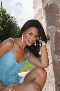 Elisa Najera - Miss Mexico 2008