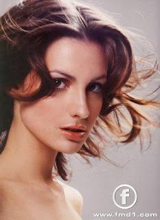 Laura Dundovic Modeling Photo