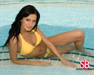 Miss Czech Republic 2008 Bikini Pic