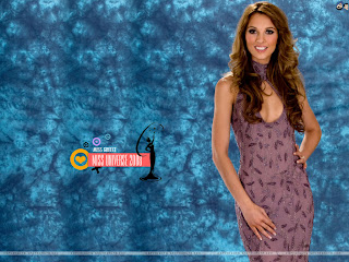 Miss Universe Greece 2008 Wallpaper