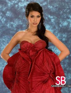 Gavintra Photijak is Miss Universe Thailand 2008