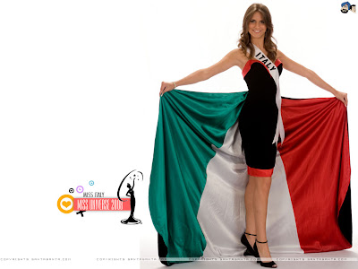 Miss Italy 2008 Wallpaper