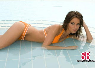 Miss Italy Universe 2008 Swimsuit Pic