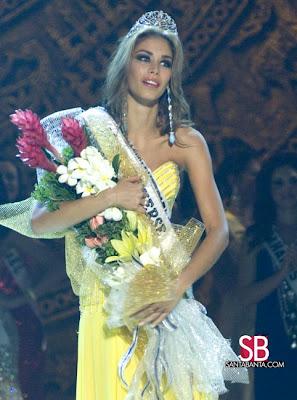 Dayana Mendoza - Miss Universe 2008 Picture