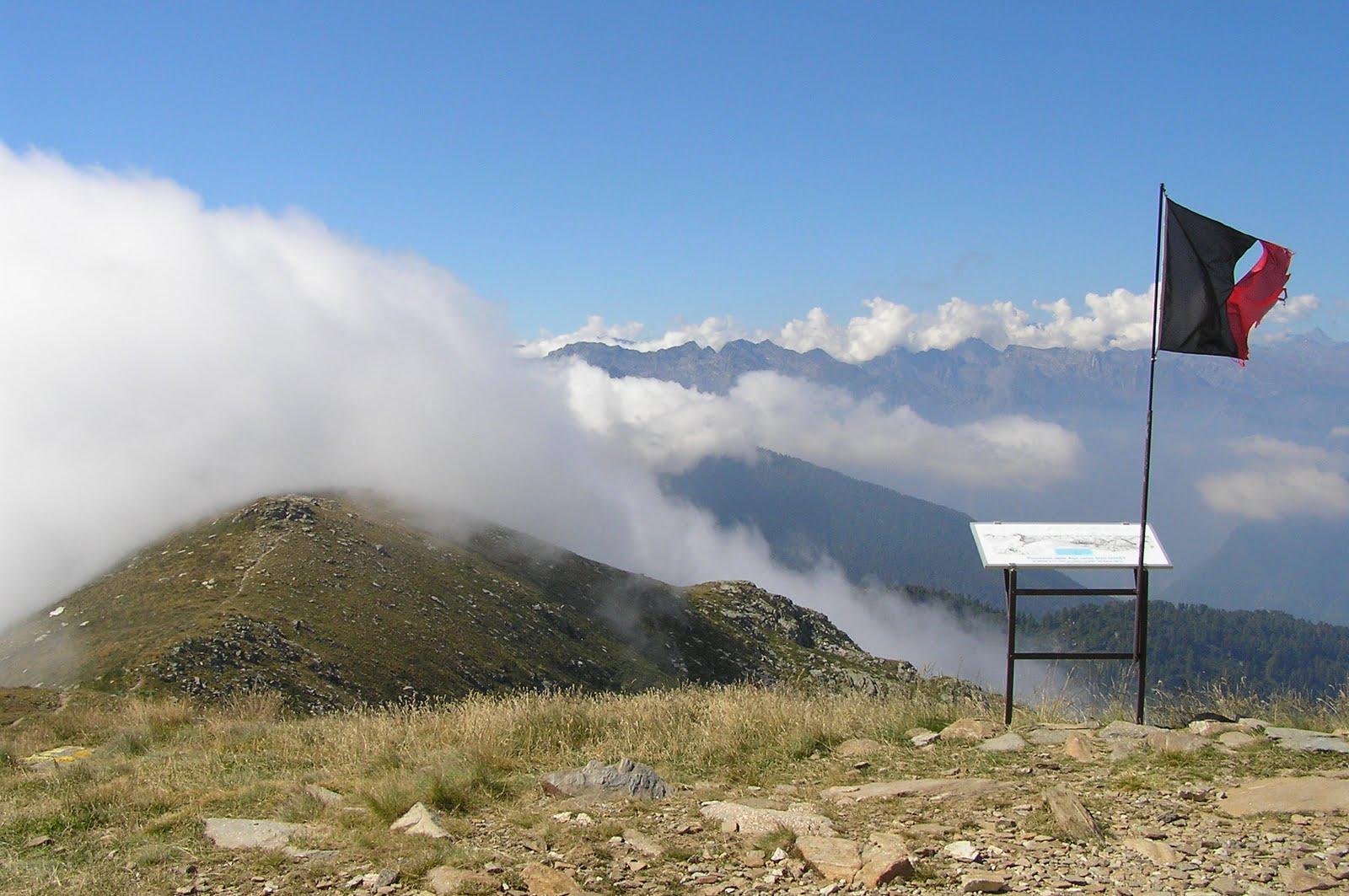 Malati di montagna un anello tra due mondi opposti - Riscaldare velocemente casa montagna ...