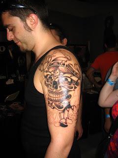 Corpsegrinder Tattoo